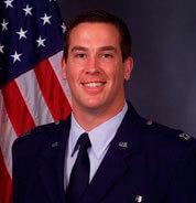 USAF Captain Douglas Wolfe