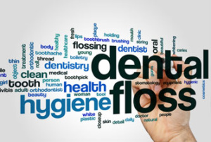 flossing-dental