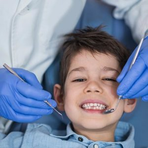 Child Dental Cleaning